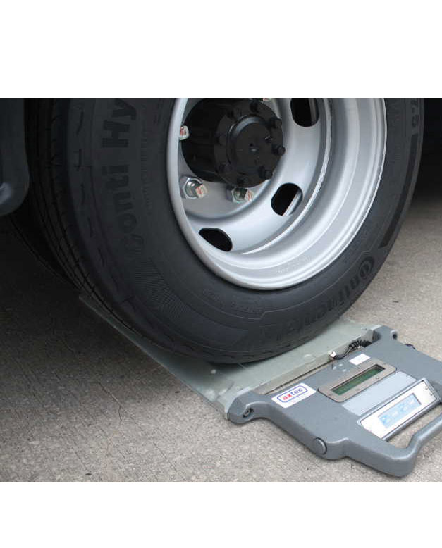 vehicle weighing System